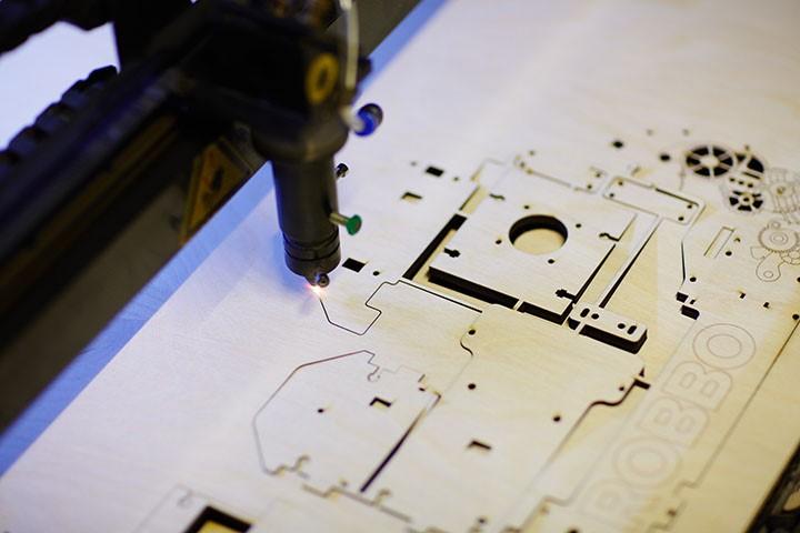 Laser Cut Box Design Class