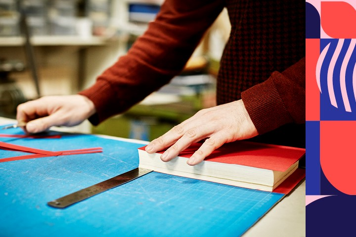 The Art of Book Making – Adults' Workshop