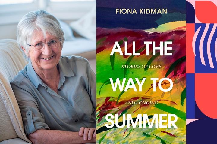 High Tea with Fiona Kidman