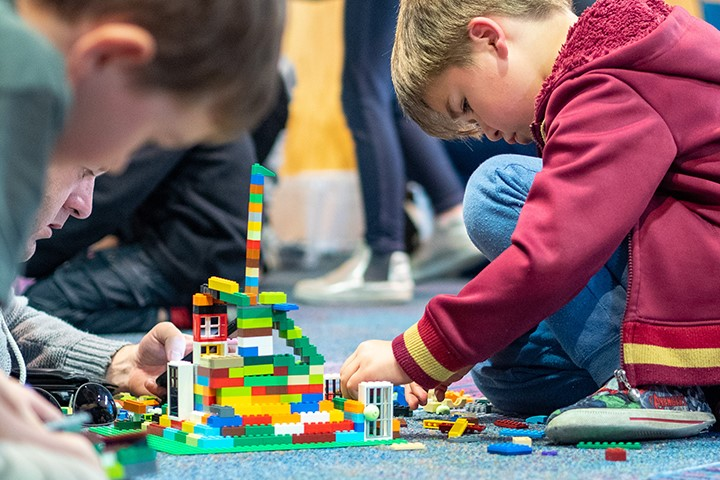 LEGO® Challenge at Waitara Library