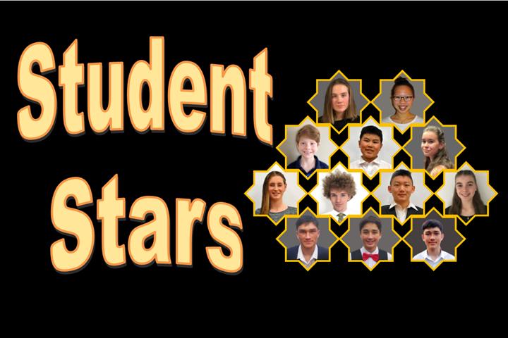 RESCHEDULED: Student Stars