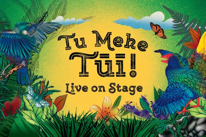 Tu Meke Tūī - Saturday 26 Sep, 2pm