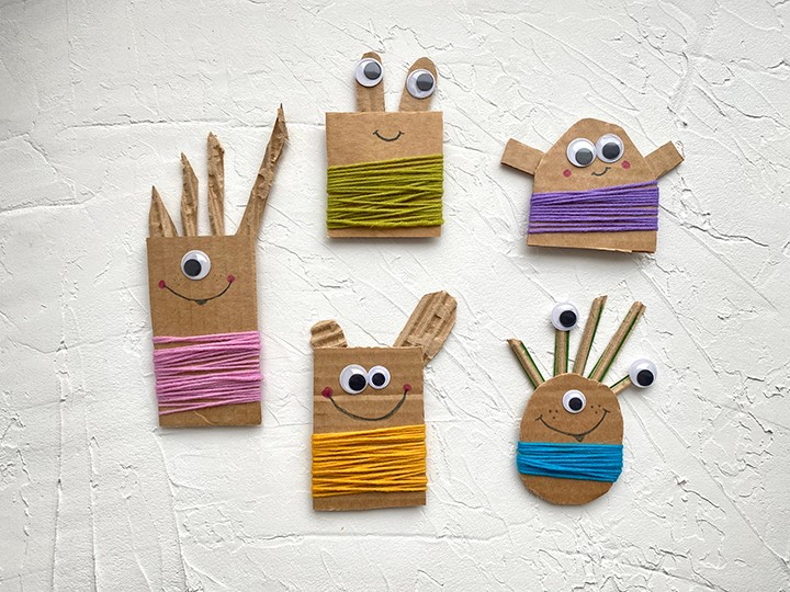Monster Craft at Bell Block Library