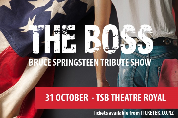 The Boss – Bruce Springsteen Tribute