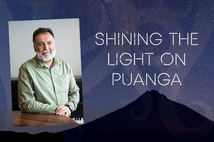 Shining the Light on Puanga - a presentation by Dr Ruakere Hond
