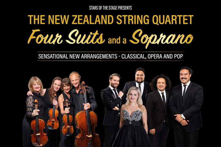 The New Zealand String Quartet