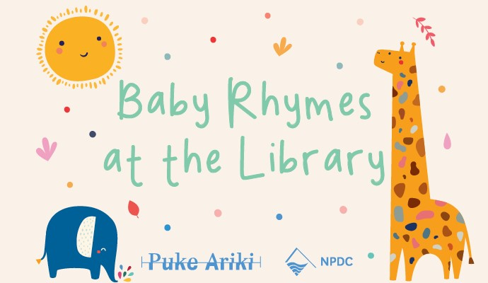 Baby Rhymes at Inglewood Library