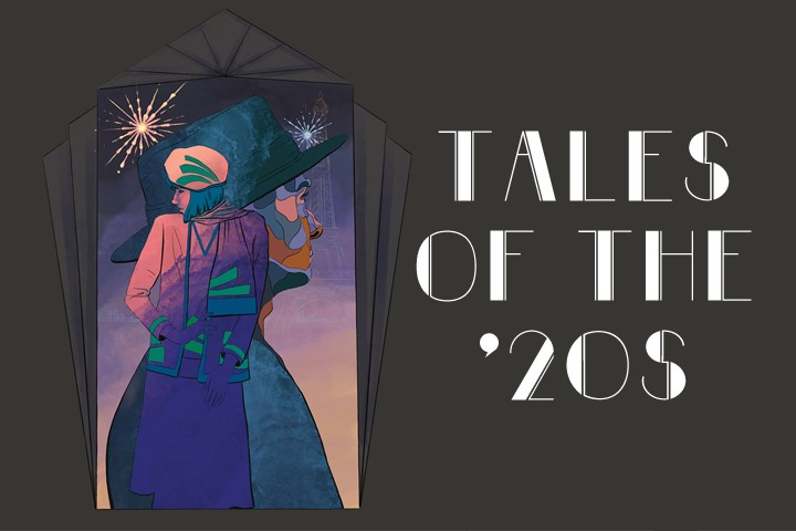 Tales of the '20s with players from the APO
