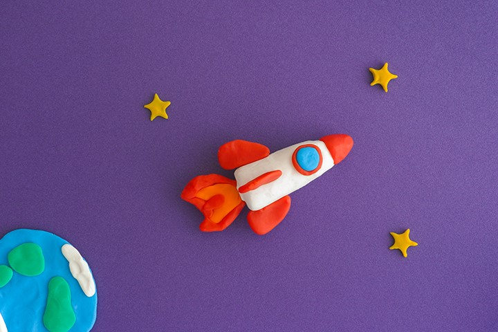 Space Craft at Inglewood Library
