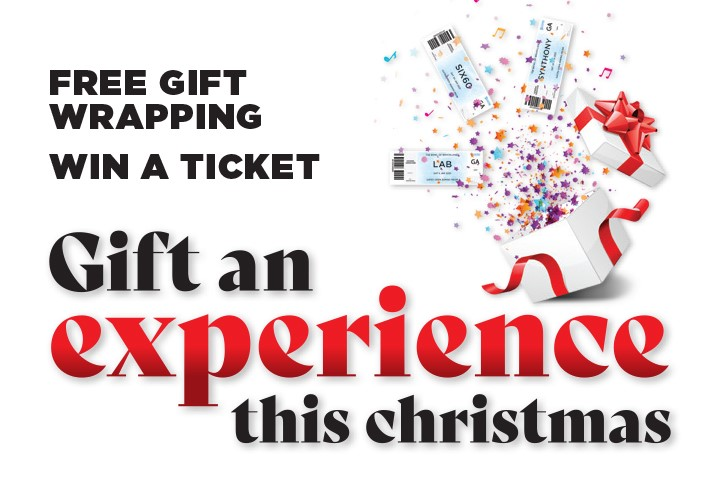 Gift an experience!