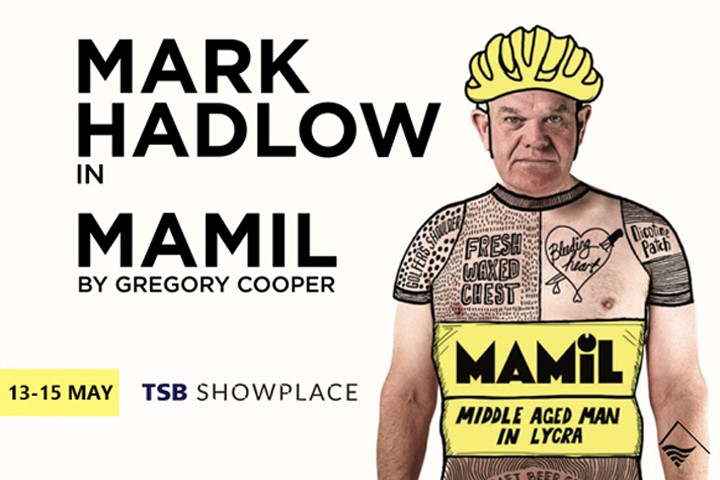 MAMIL (Middle Aged Man In Lycra)