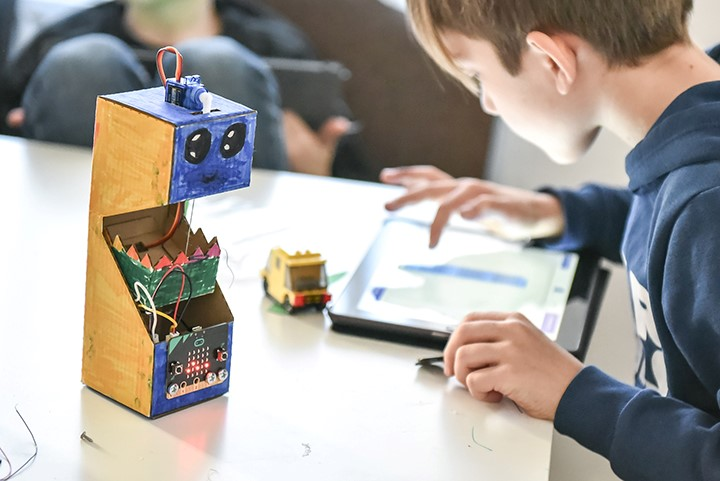 Coding for kids - Inglewood Library