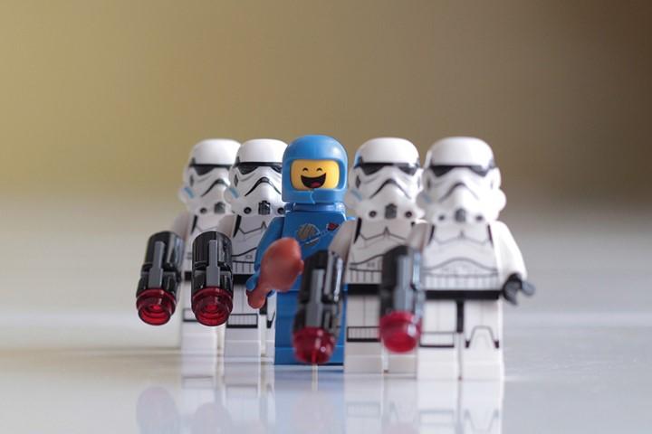 LEGO® Space Build